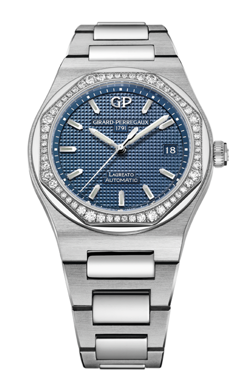 Girard-Perregaux Laureato Watch 81005D11A431-11A product image