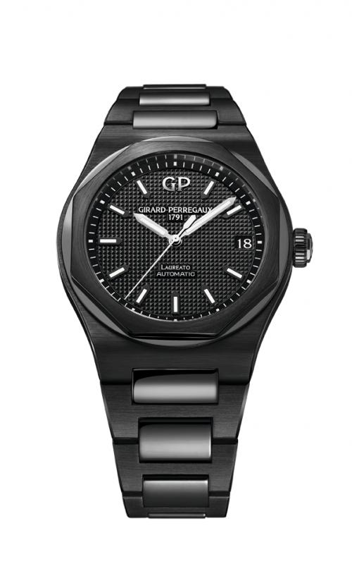 Girard-Perregaux Laureato Watch 81010-32-631-32A product image