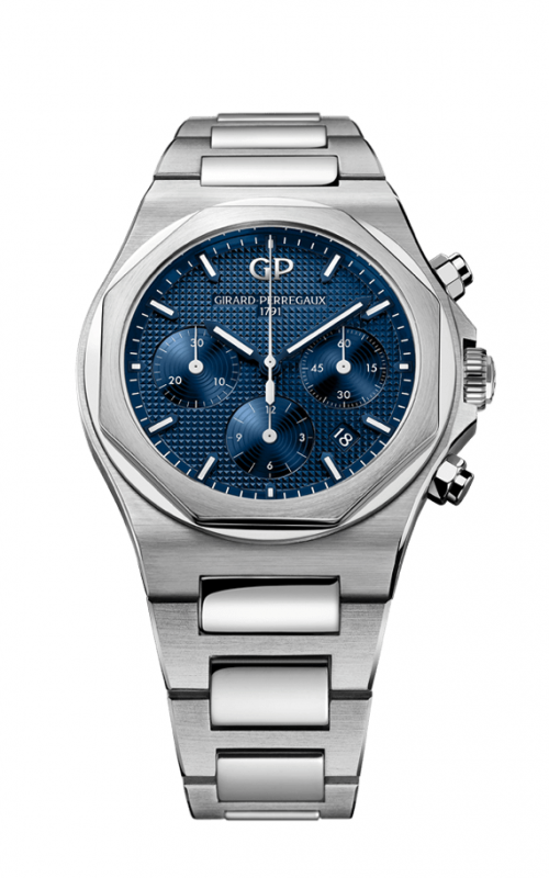 Girard-Perregaux Laureato Watch 81020-11-431-11A product image