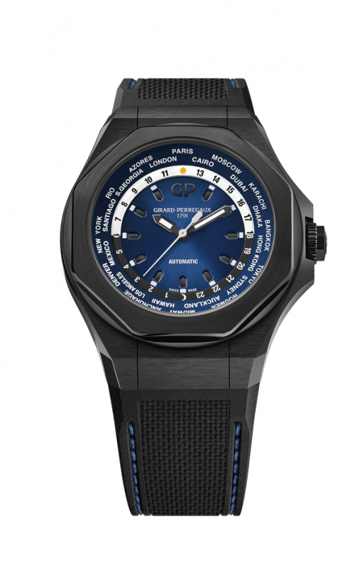 Girard-Perregaux Laureato Watch 81065-21-491-FH6A product image