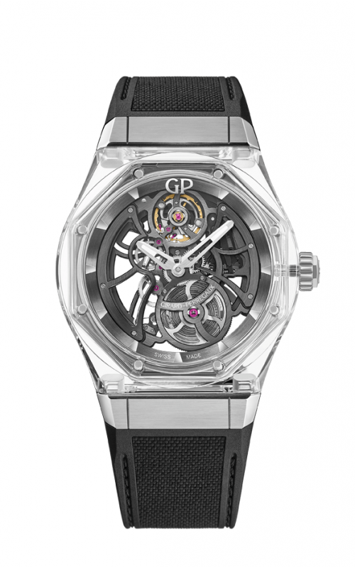 Girard-Perregaux Laureato Watch 81071-43-231-FB6A product image