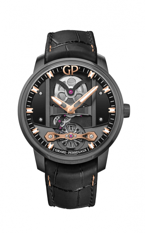 Girard-Perregaux Bridges Watch 82000-11-632-FA6A product image