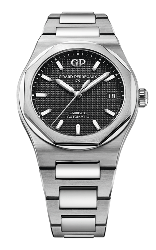 Girard-Perregaux Laureato Watch 81005-11-632-11A product image