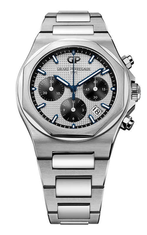 Girard-Perregaux Laureato Watch 81040-11-131-11A product image