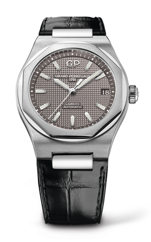 Girard-Perregaux Laureato Watch 81010-11-231-BB6A product image