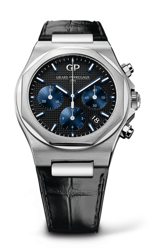 Girard-Perregaux Laureato Watch 81040-11-631-BB6A product image