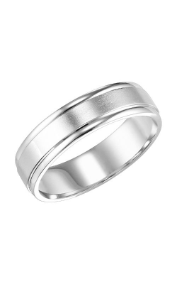Goldman Wedding Band Engraved 11-6910W-G product image