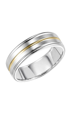 Goldman Wedding Band Engraved 11-7101-G product image