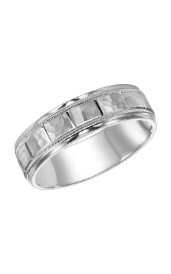Goldman Wedding Band Engraved 11-7262W65-G product image