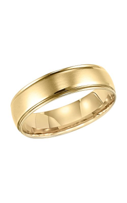 Goldman Wedding Band Engraved 11-8049-G product image