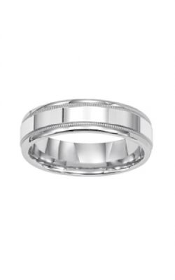 Goldman Wedding Band Engraved 11-8067PD-G product image