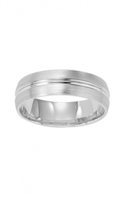 Goldman Wedding Band Engraved 11-8094PD-G product image