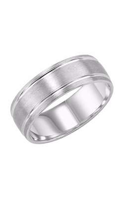 Goldman Engraved Wedding Band 11-8136W-G product image