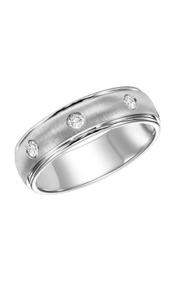 Goldman Diamond Wedding Band 21-7107W-G product image
