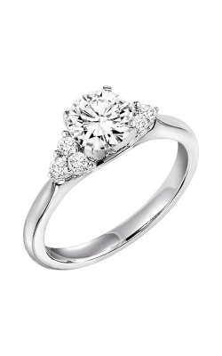 Goldman Contemporary Engagement Ring 31-645ERW-E product image