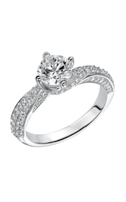 Goldman Engagement Ring Vintage 31-712ERW-E product image
