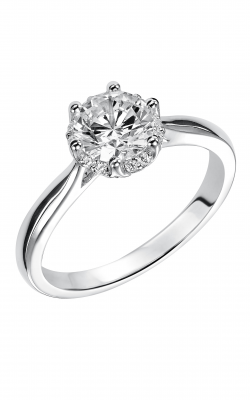 Goldman Contemporary Engagement Ring 31-730ERW-E product image