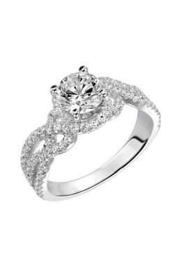 Goldman Contemporary Engagement Ring 31-775ERW-E product image