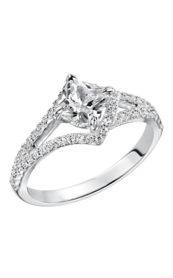 Goldman Contemporary Engagement Ring 31-829EUW-E product image