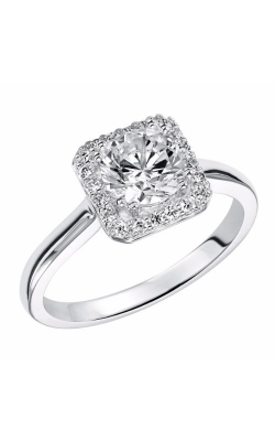 Goldman Contemporary Engagement Ring 31-837ERW-E product image