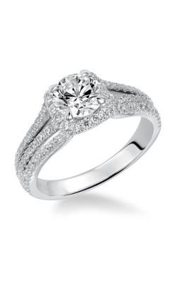Goldman Contemporary Engagement Ring 31-893ERW-E product image