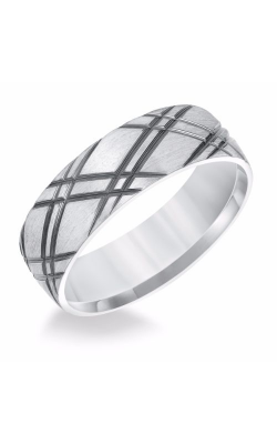 Goldman Wedding Band Engraved 11-8566W65-G product image