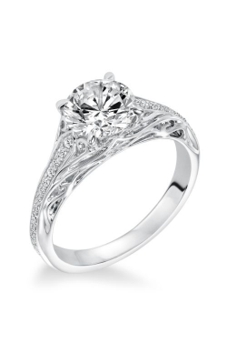 Goldman Vintage Engagement Ring 31-932ERW-E product image