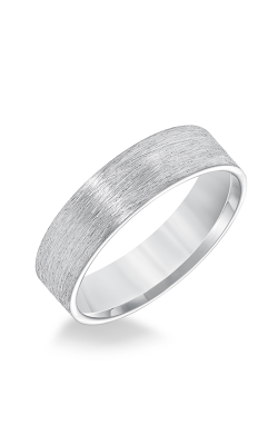 Goldman Wedding Band Engraved 11-8587W6-G product image