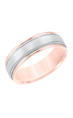 Goldman Wedding band Engraved 11-8660RW65-G product image