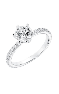Goldman Contemporary Engagement Ring 31-11001ERW-E product image