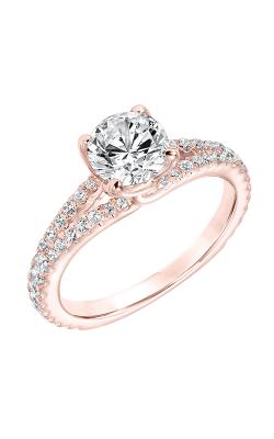 Goldman Contemporary Engagement Ring 31-11002ERRR-E product image