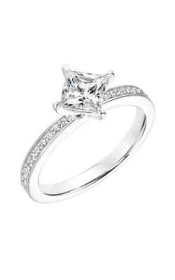 Goldman Contemporary Engagement Ring 31-11009ECW-E product image