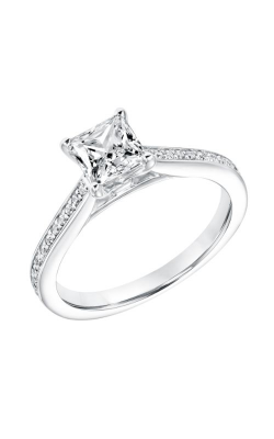 Goldman Contemporary Engagement Ring 31-11018ECW-E product image