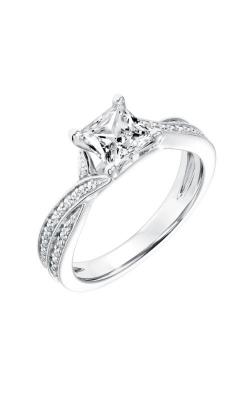 Goldman Contemporary Engagement Ring 31-11021ECW-E product image
