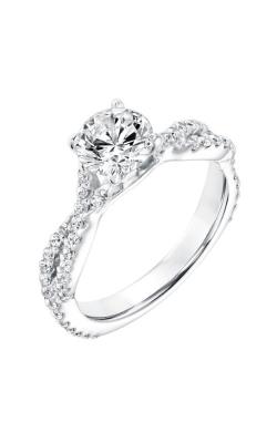 Goldman Contemporary Engagement Ring 31-11022ERW-E product image