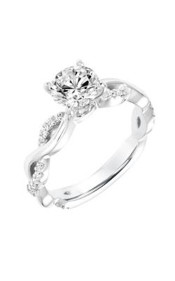 Goldman Contemporary Engagement Ring 31-11023ERW-E product image