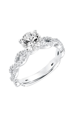 Goldman Contemporary Engagement Ring 31-11024ERW-E product image