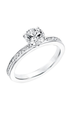 Goldman Contemporary Engagement Ring 31-11036ERW-E product image