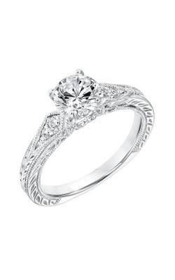 Goldman Vintage Engagement Ring 31-11037ERW-E product image