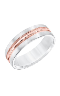 Goldman Wedding Band Engraved 11-8661WR65-G product image