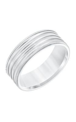 Goldman Wedding Band Engraved 11-8665W75-G product image