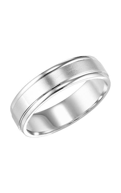 Goldman Engraved Wedding band 11-6910W-G product image