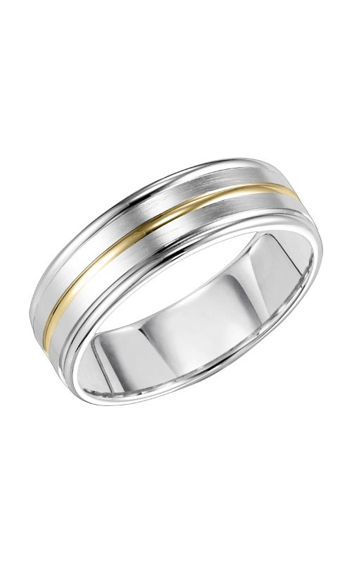 Goldman Engraved Wedding band 11-7101-G product image