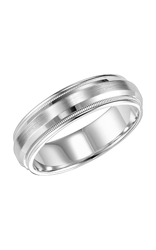 Goldman Engraved Wedding Band 11-7224W6-G product image