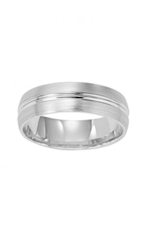 Goldman Engraved Wedding Band 11-8094PD-G product image