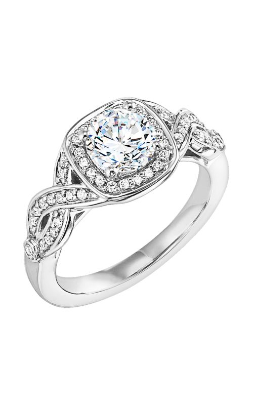 Goldman Contemporary Engagement Ring 31-550ERW-E product image
