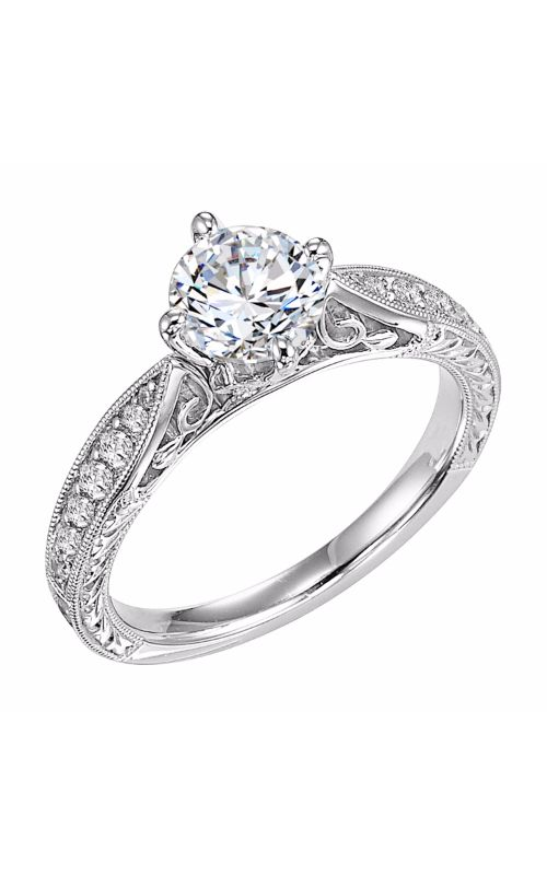 Goldman Vintage Engagement ring 31-553ERW-E product image