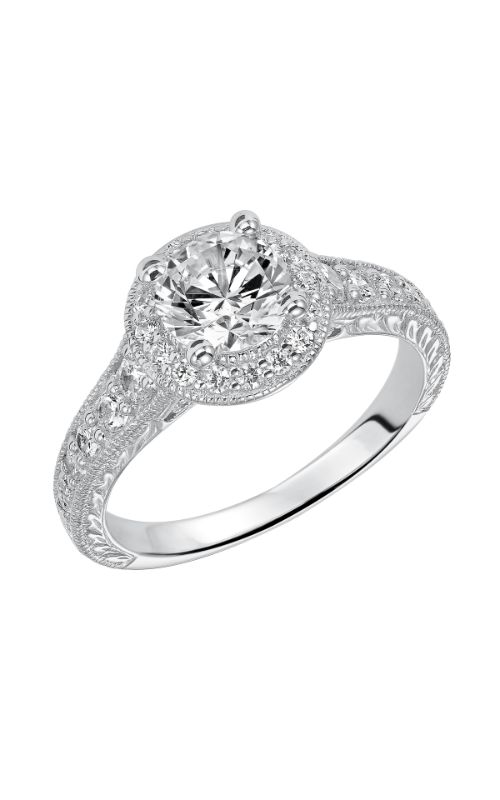 Goldman Vintage Engagement ring 31-788ECW-E product image