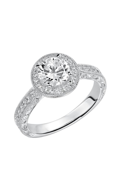 Goldman Vintage Engagement ring 31-819ERW-E product image