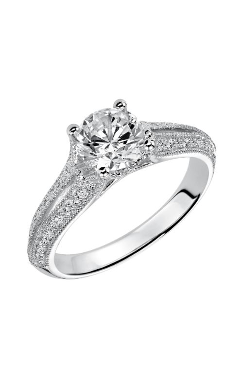 Goldman Vintage Engagement Ring 31-823ERW-E product image